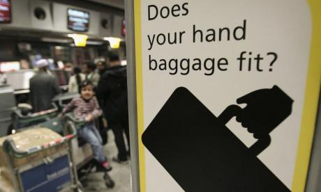 Electronics ban: 'If airport security doesn't comply, the UK may ban fights altogether', says aviation commentator