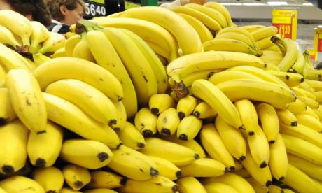 Two arrested for 'smuggling cocaine in fake bananas'