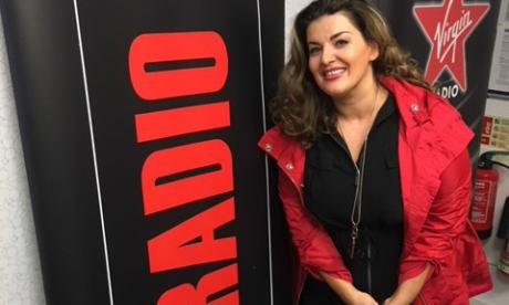 Jodie Prenger on the Shirley Valentine tour, her career, and her role in Fat Friends