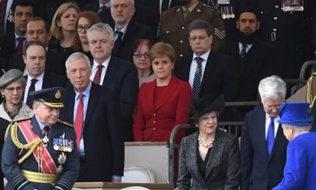 Theresa May has rejected the SNP's demand for a new referendum