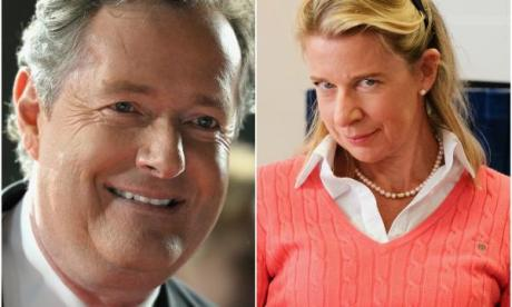 Piers Morgan vs Katie Hopkins - GMB host insists columnist is wrong after Fox news interview