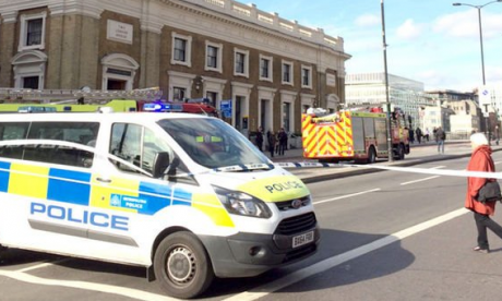 BREAKING: London Bridge station in lockdown over suspicious vehicle