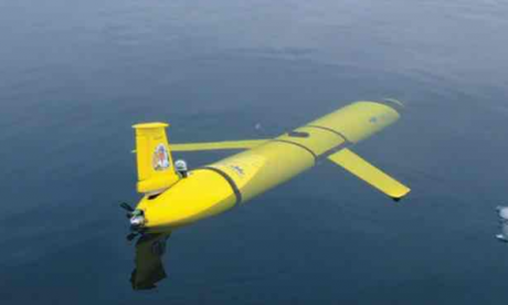 The return of Boaty McBoatface - name is given to yellow mini-submarine