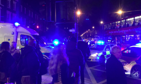 Reports of Kennington mass brawl caused security alert hours after Westminster terror attack