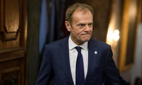 Mr Tusk's election could bring problems with Poland