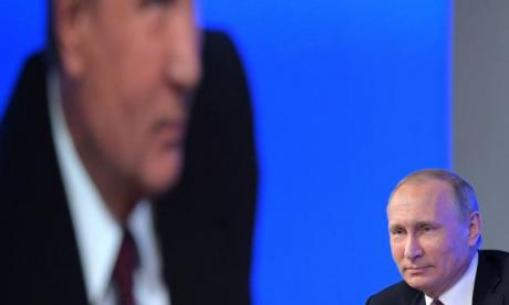 Russia has denied it influenced the US election