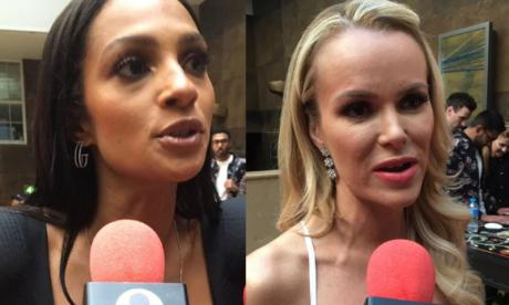 Amanda Holden and Alesha Dixon reveal more about the new series of Britain's Got Talent