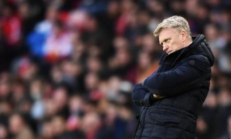 David Moyes' reputation has been in decline ever since he joined Manchester United in 2013
