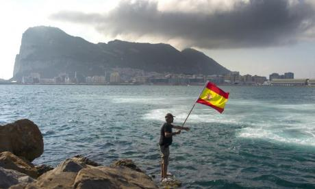 Gibraltar: 'It's sad Spain has raised the ante' on the issue, says Baroness Elizabeth Butler-Sloss