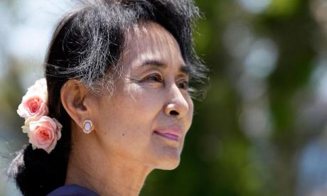 Myanmar's leader Aung San Suu Kyi denies ethnic cleansing, but who is she?