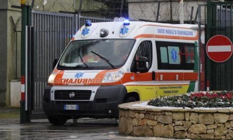 Patient steals ambulance for joyride in Italy