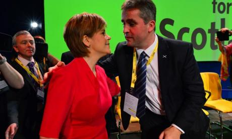 General election: 'Labour aren't giving hope or argument for change', says Angus MacNeil MSP