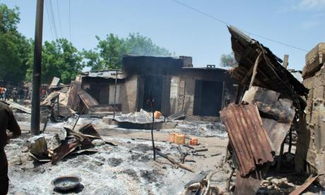 Islamist group Boko Haram drug children before using them as suicide bombers