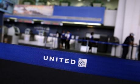 'The United Airlines passenger will have received more than £1 million in compensation', says PR agent
