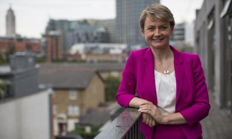 'Absolute brilliance' - Yvette Cooper steals the show at PMQs