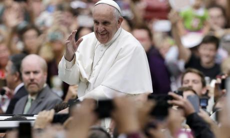 Teenager admits to plot inspired by Isis to kill Pope Francis