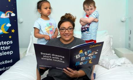 Supernanny Jo Frost advises on the importance of sleep for every family