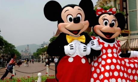Disney to create life-size animatronic robots for theme parks