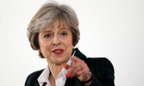 Leaked Cabinet document leads to accusations Theresa May 'sabotaged' Government plan to explain immigration benefits for Britain