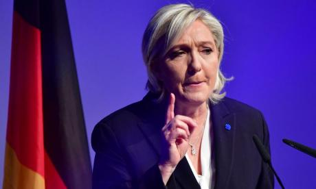 Twitter users react angrily to Marine Le Pen's response to Paris shooting