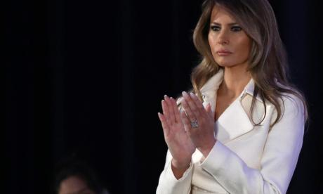 Melania Trump accepts Daily Mail apology and receives damages for escort allegation