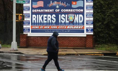 Former inmates campaign to close Rikers Island prison in New York