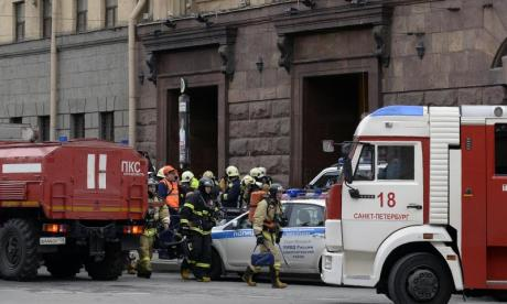 BREAKING: Authorities find bomb in St. Petersburg raid - reports