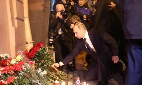 Russian security services confirm arrests of eight people in connection to St Petersburg bombing