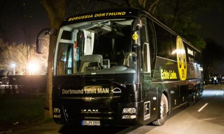 Borussia Dortmund bus explosion: One person arrested