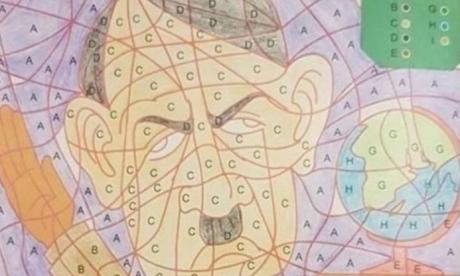 Colouring book including image of Adolf Hitler is withdrawn from shops