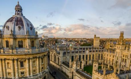 Oxford University and its iconic Radcliffe Camera library will soon have a new neighbour