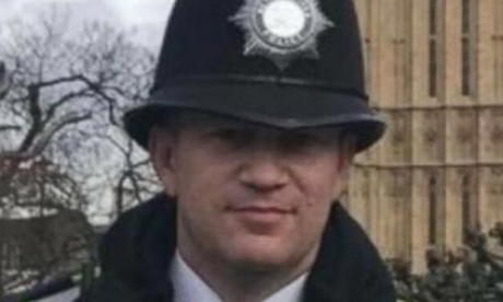 'London is forever grateful' - Twitter pays tribute to PC Keith Palmer as funeral gets underway