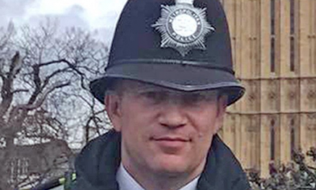 PC Keith Palmer - a 'solid, reliable' policeman taken before his time