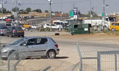 One person injured in car ramming attack in Israel