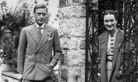 Documentary reveals King Edward VIII had phones tapped due to Nazi sympathiser fears