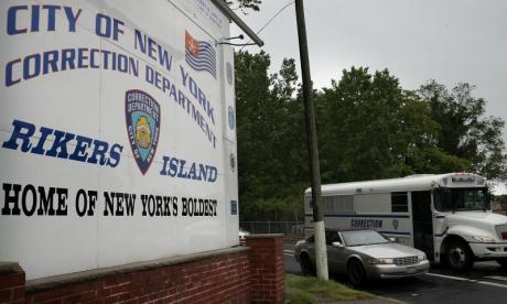 Rikers Island prison officers accused of shattering inmates arm when removing him from cell