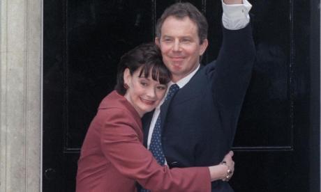 Tony Blair won the general election in 1997