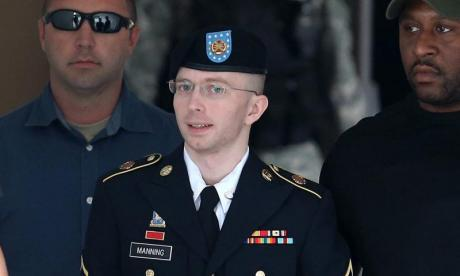 Soldier Chelsea Manning to be released from prison next week