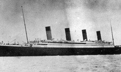 Titanic remains could disappear in 15 to 20 years time