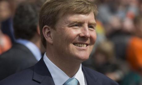 Dutch King Willem-Alexander leads a secret life - as a commercial airplane pilot