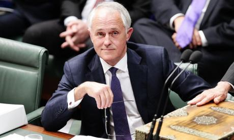 Australia considering NATO request to send more troops to Afghanistan, says Malcolm Turnbull