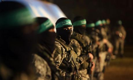 Palestinian militant group Hamas drops calls for the destruction of Israel in new document