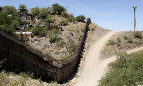 Potential drug tunnel found near Mexico's US border