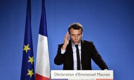 Brexit group insults Emmanuel Macron after he wins the French presidency