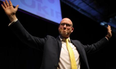 Who can Paul Nuttall blame for calling Plaid Cymru's Leanne Wood 'Natalie'?