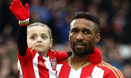 'A brave and inspirational young lad' - Twitter wishes Sunderland fan Bradley Lowery a happy birthday