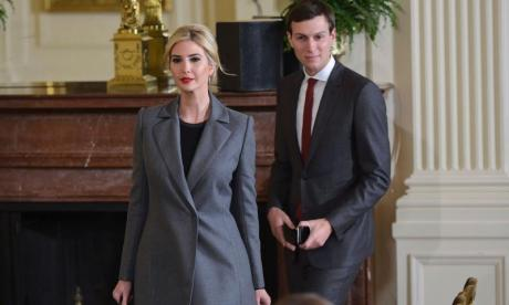 Kushner family pulls out of China business pitch after corruption allegations