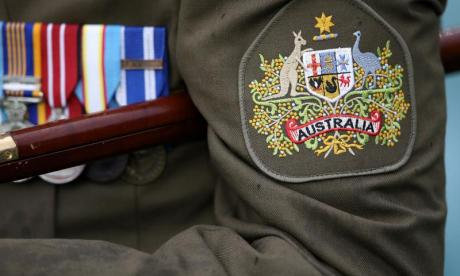 Australian soldier killed by falling tree branch during training exercise