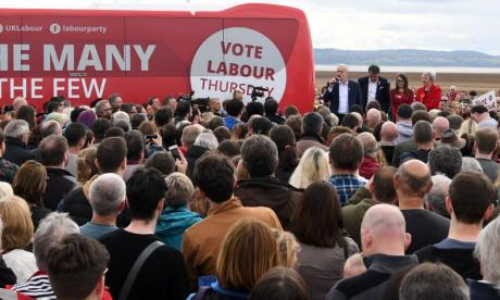 Election 2017: New poll shows Labour gain nine points following manifesto launch
