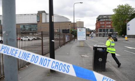Ramadhan Foundation's chief executive verbally abused and spat on in street flowing terrorist attack